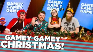 A Gamey Gamey Christmas!