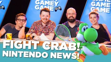 Fight Crab! Nintendo News!