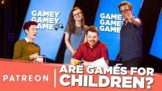 GGG Bonus Mini-Ep: Are Games for Children?
