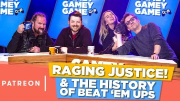 GGG Bonus Mini-Ep: Raging Justice & The History of Beat 'Em Ups