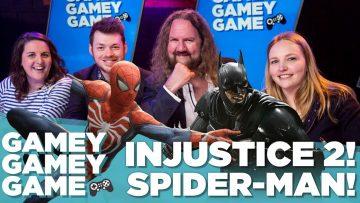 Injustice 2! Spider-Man PS4! Marvel vs Capcom!