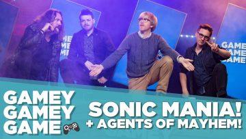 KFC VR! Sonic Mania! Agents of Mayhem!