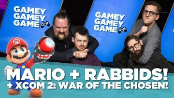 Mario + Rabbids! Tekken 7 DLC! XCOM 2: War of the Chosen!