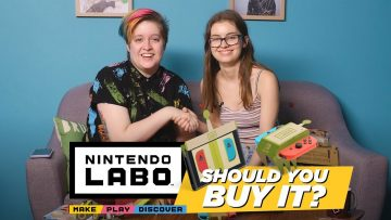 Nintendo Labo! Should You Buy It?