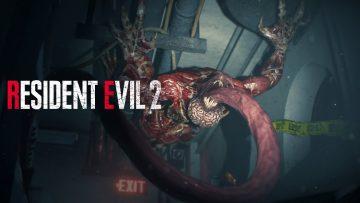 Resident Evil 2 Header