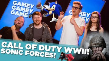 Sonic Forces! Call of Duty: WWII!