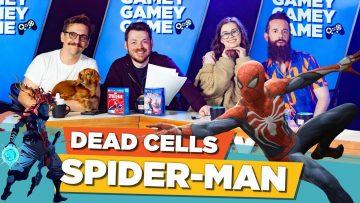 Spider-Man! Dead Cells!   Gamey Gamey Game
