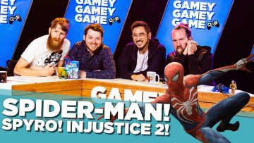 Spider-man! Spyro! Injustice!