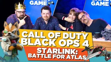 Starlink: Battle for Atlas! COD Black Ops 4! | Gamey Gamey Game