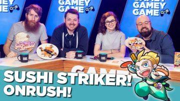 Sushi Striker! Onrush!