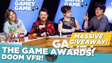The Game Awards! Doom VFR! Xmas Giveaway!