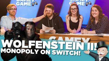 Wolfenstein II! Monopoly on Switch!