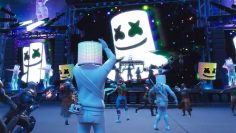 fortnite-marshmello